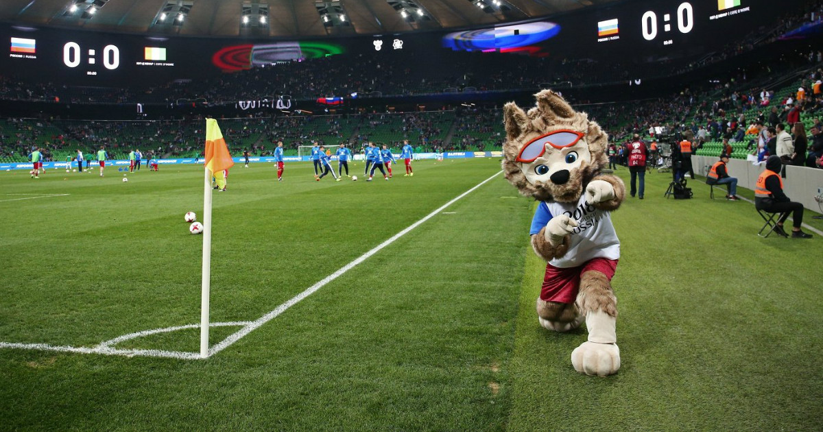 В преддверии Чемпионата мира по футболу некоторые сборные становятся ну очень требовательными
