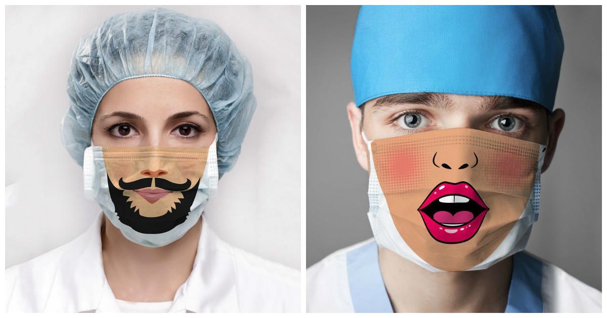 Креативное решение по поднятию настроения больным в поликлиниках