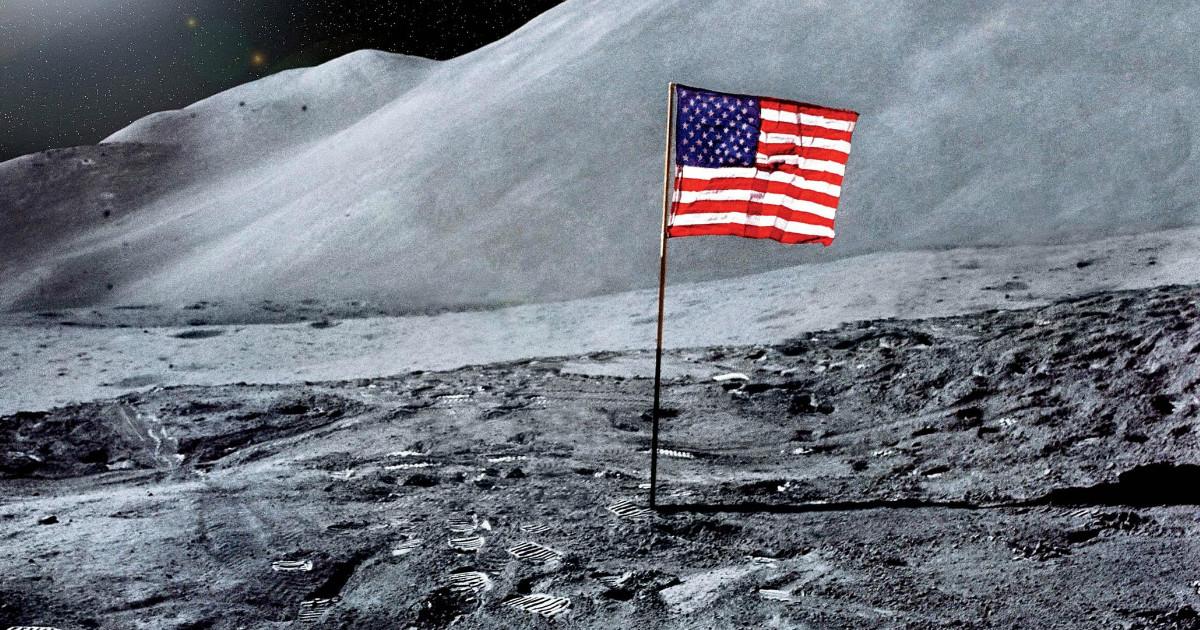 США под шумок решила прикарманить часть Луны