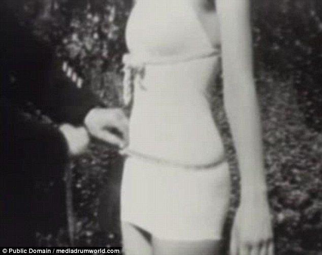 Как проходил врачебный осмотр при найме «небесных принцесс» в 30-е годы