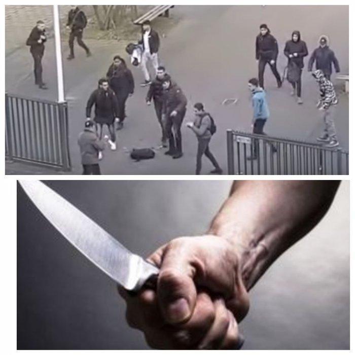 В Нидерландах неадекват, вооруженный двумя ножами, атаковал колледж
