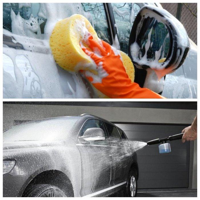 Мыть или не мыть? Мифы и правда о мойке авто