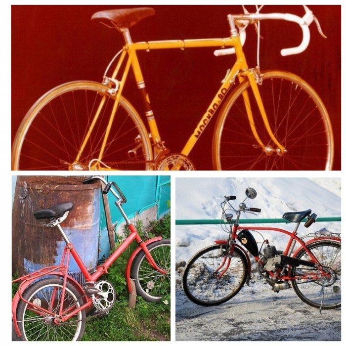 Уголок ностальгии: легендарные советские велосипеды