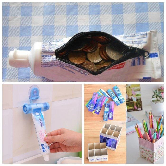 Гении пустых тюбиков от зубной пасты