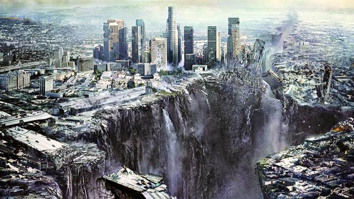 Гигантский разлом грозит Лос-Анджелесу концом