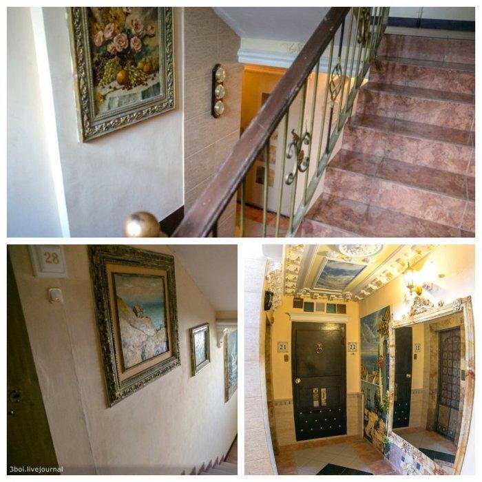Ростовский художник превратил унылый подъезд в музей и попал под суд