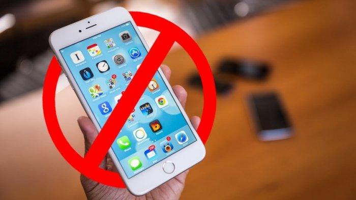 В Китае могут запретить iPhone