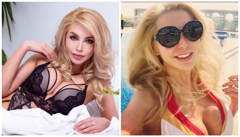 «Мисс грудь Белоруссии» получила по носу от московского таксиста