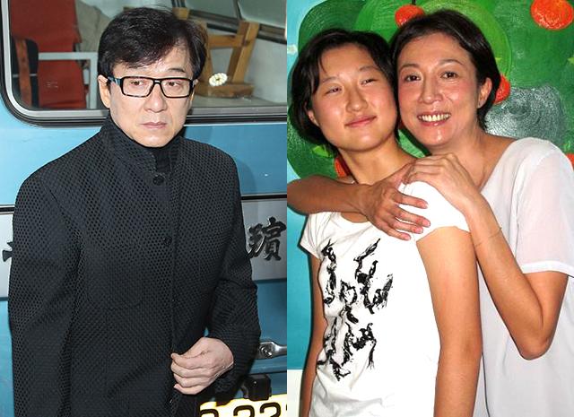 Джеки Чан сурово обошелся с дочерью-лесбиянкой