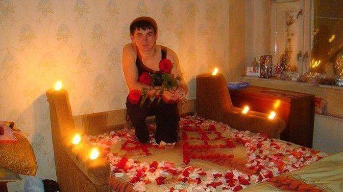 Самые романтичные на деревне