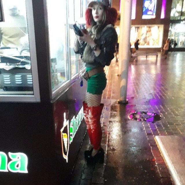 Последний писк моды был слышен и в Беларуси
