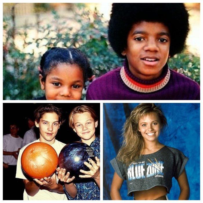 Детство и юность звезд: фото знаменитостей в пубертатном периоде