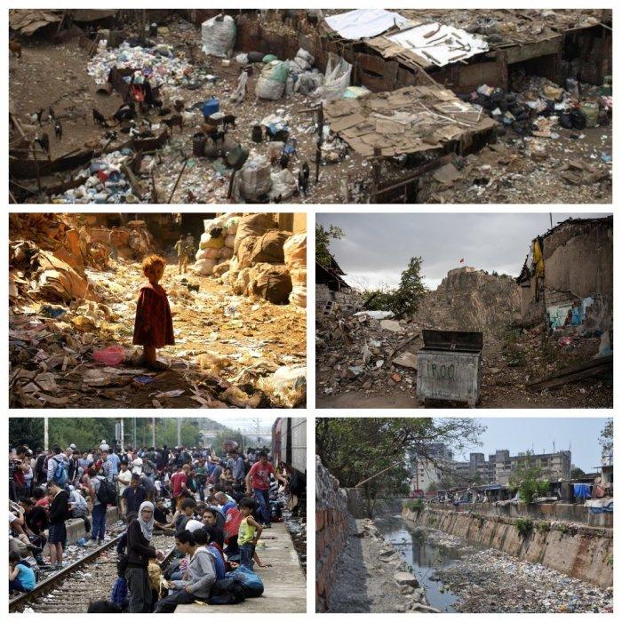 Грязь, бедность и трущобы: пугающее закулисье популярных курортов