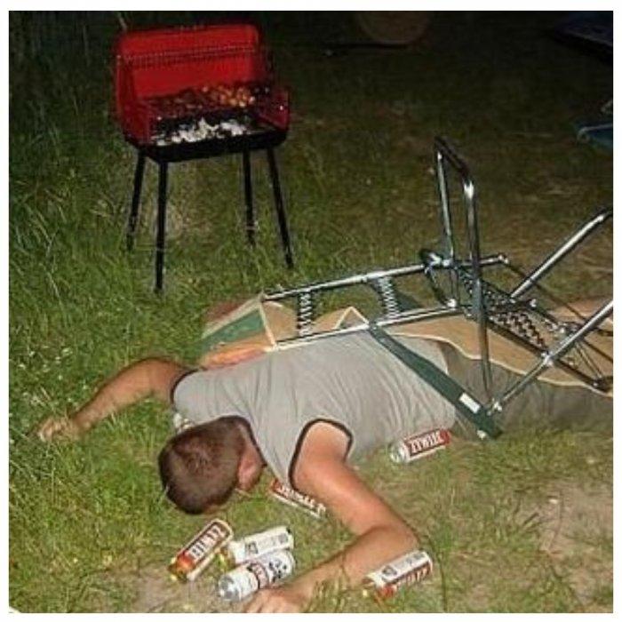 Роспотребнадзор пугает шашлыками и алкоголем
