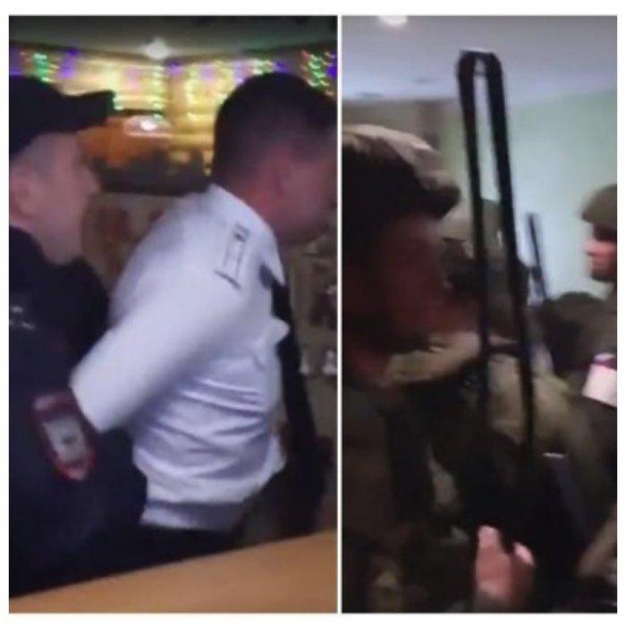 Пьяная десантура устроила дебош в костромском ресторане