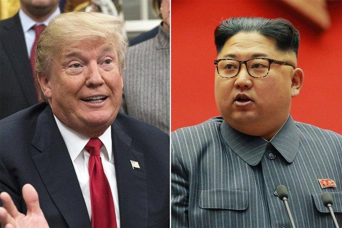 Трамп и Ким Чен Ын встретятся в Сингапуре