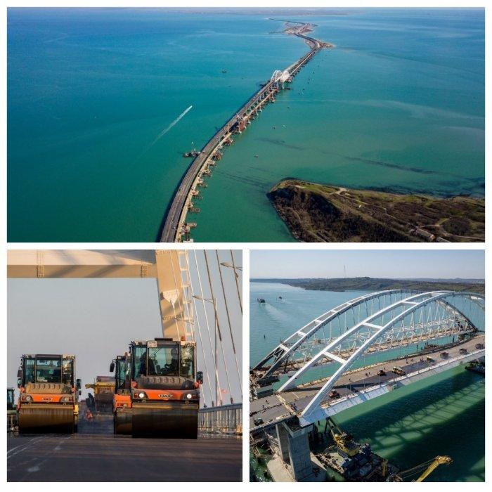 15 мая откроется долгожданный Крымский мост