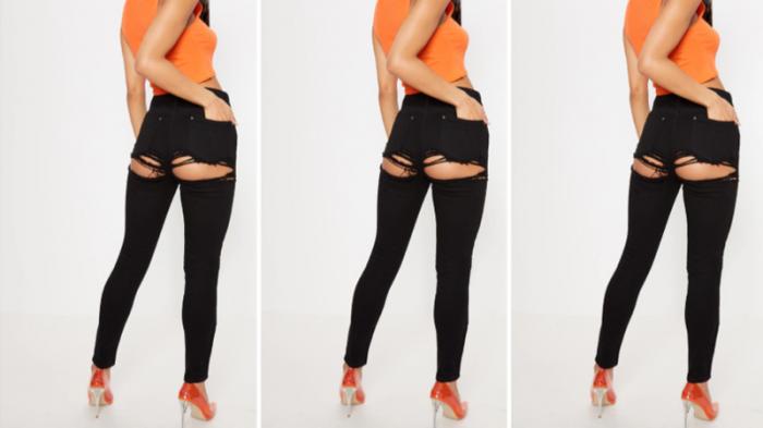 «Они окончательно тронулись умом?» Реакция соцсетей на новые откровенные джинсы