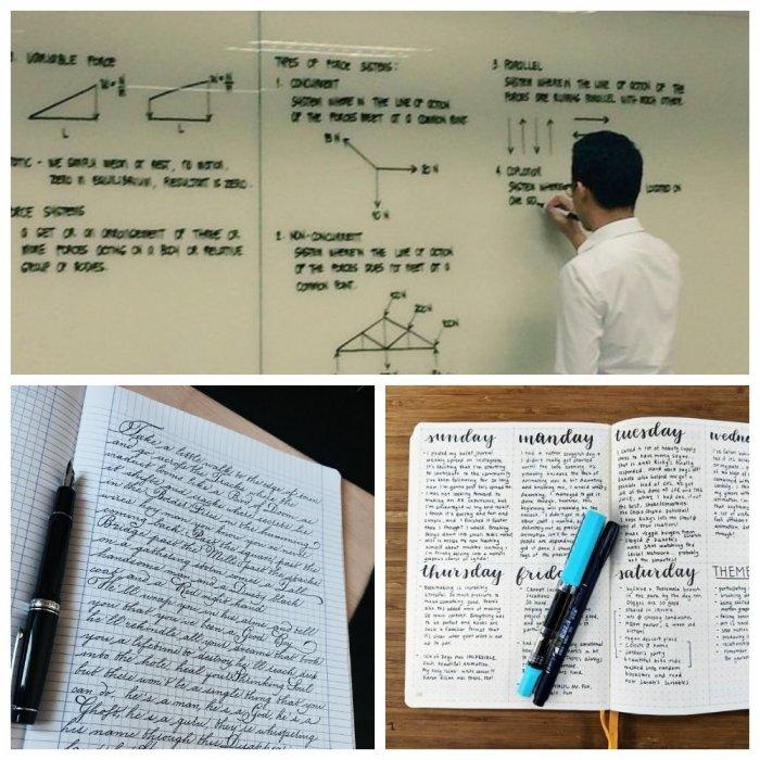 Мечта паспортисток: примеры идеального почерка