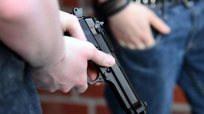 Пьяный москвич прострелил себе мужское достоинство