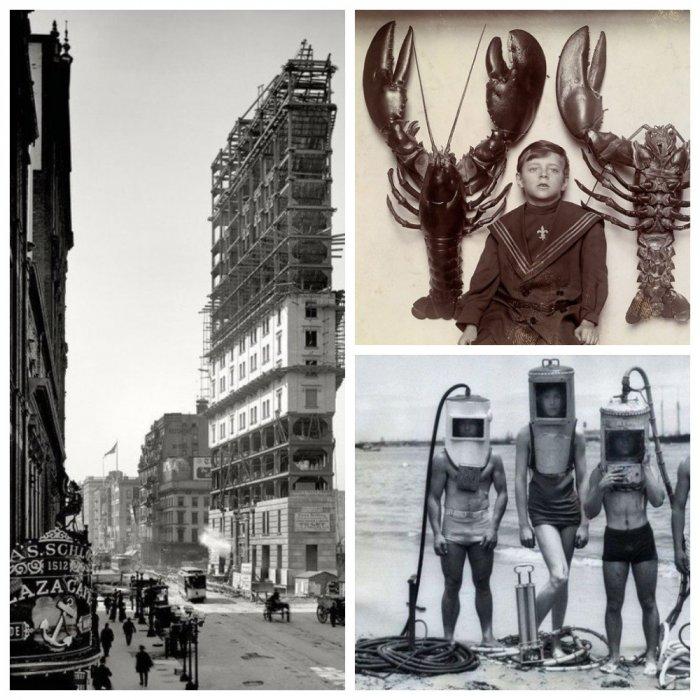 Черно-белое ретро: самые первые фотографии в мире
