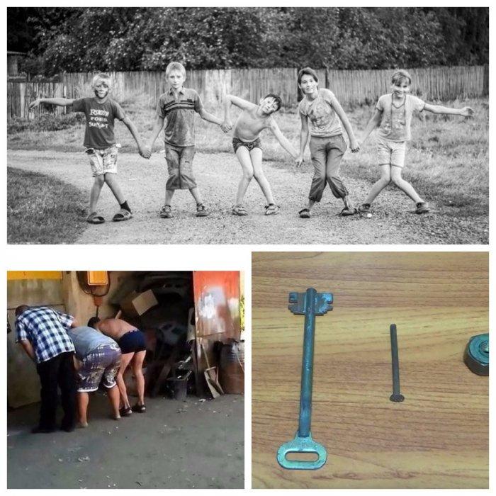 Уголок ностальгии: веселые и опасные развлечения нашего детства