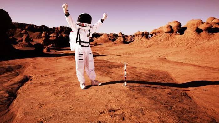 Будущим колонизаторам Марса запретят плотские отношения