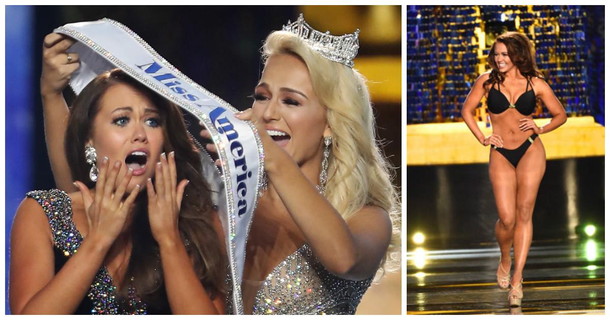Мужчины в трауре: больше никаких купальников на конкурсе «Мисс Америка»