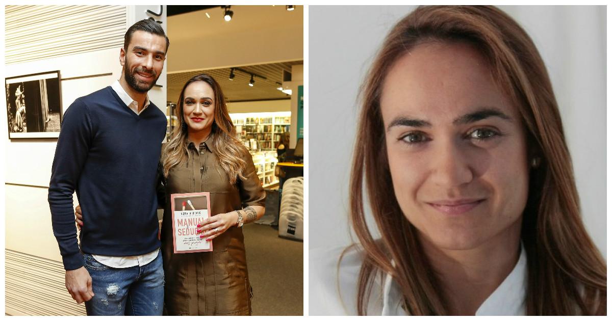 У жены вратаря сборной Португалии особое мнение по поводу релаксации спортсменов