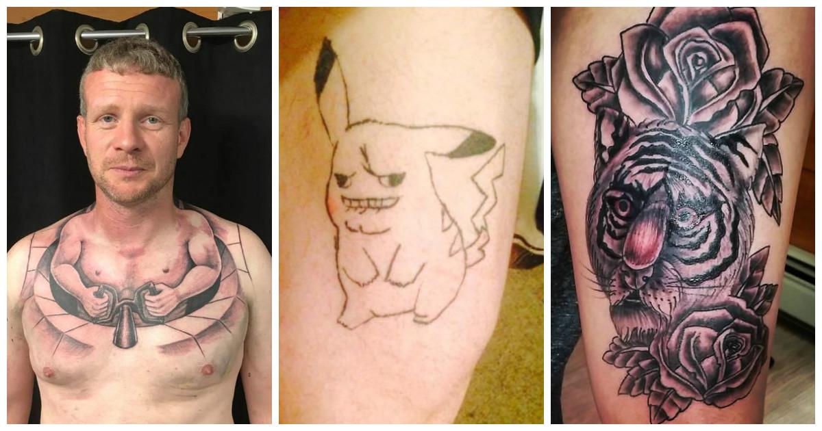 Когда татуировка становится символом тотального провала