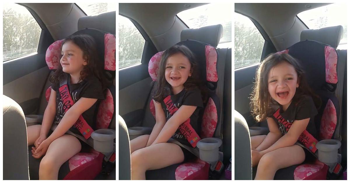 Девочка-аутист вызвала несказанный восторг впервые за 5 лет позвав маму