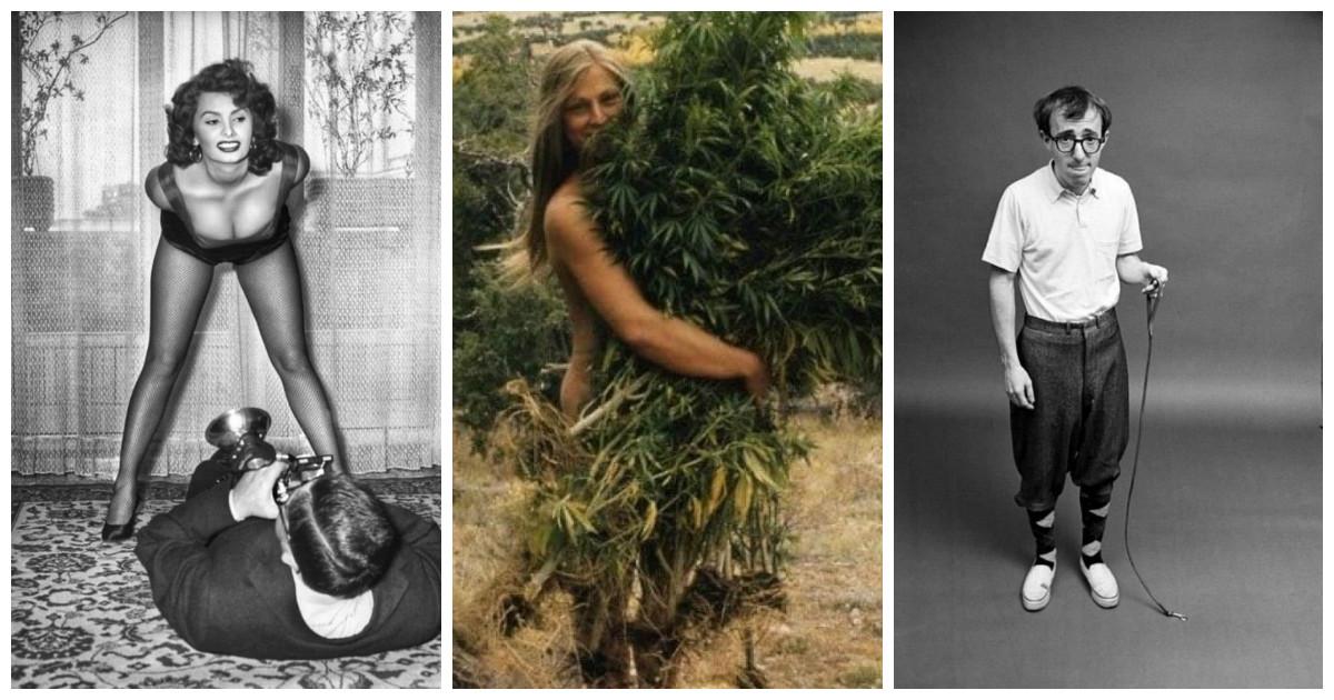 Самые разнообразные исторические снимки отовсюду