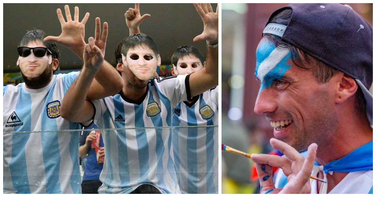 """Китайская фанатка разыскивает фальшивых """"аргентинцев"""", склонивших ее к оргии"""