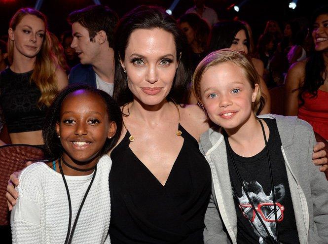 Адвокат Анджелины Джоли по разводам пожаловалась на невыносимую актрису