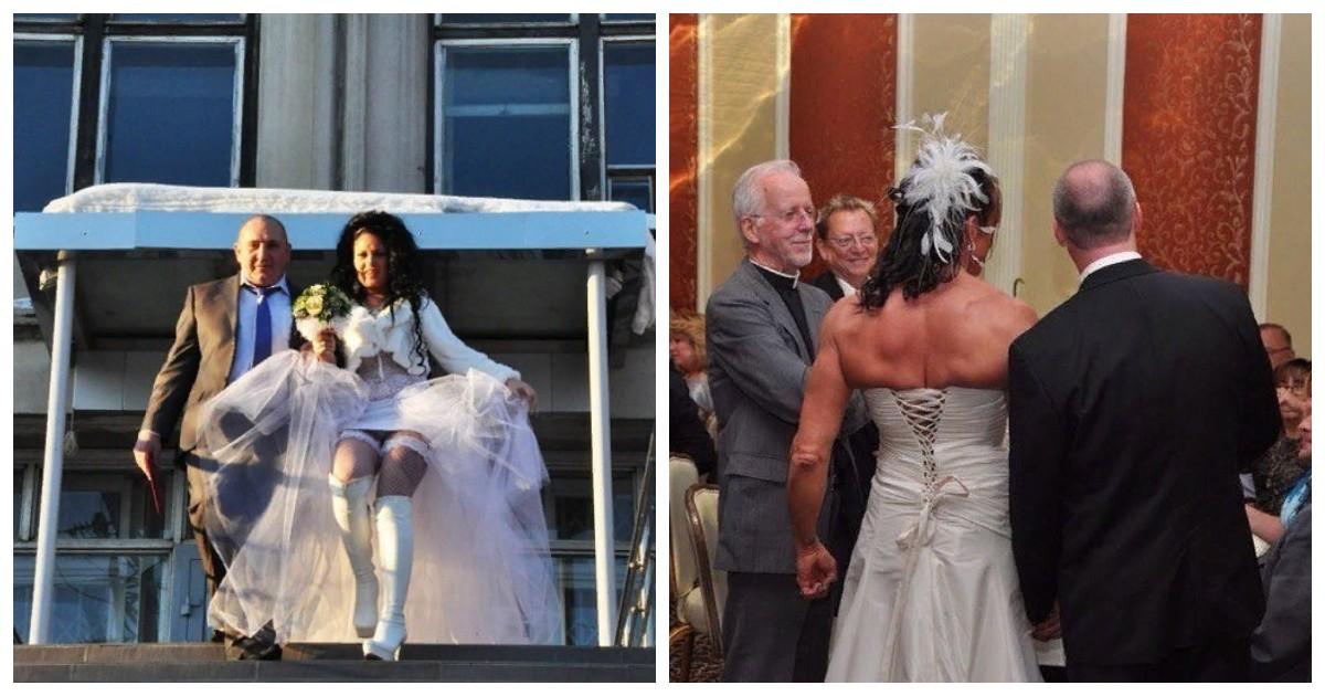 Невесты без комплексов