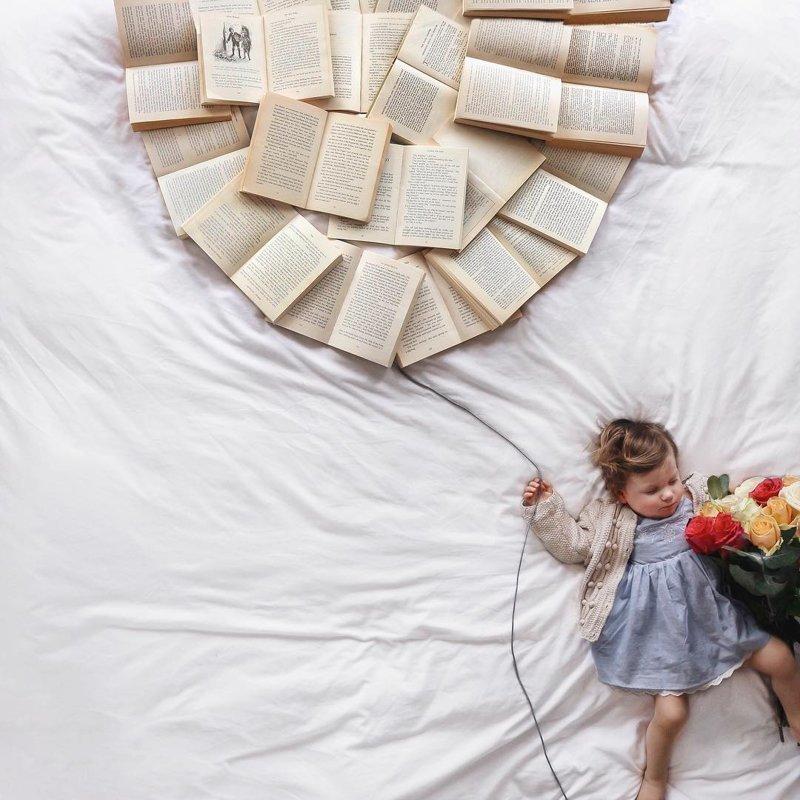 фотосессия со спящим возвести прочные непромерзающие