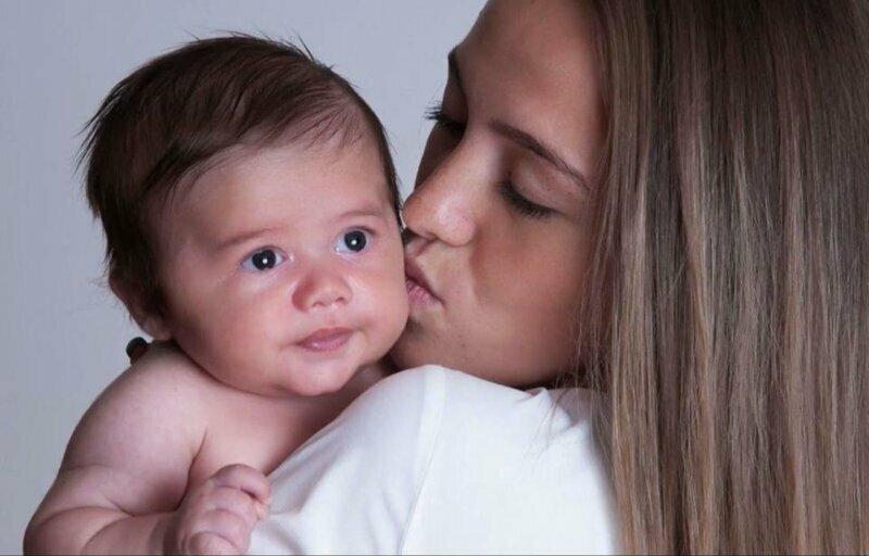Наприседала, или как 17-летняя фитоняшка узнала о беременности будучи уже на 8 месяце